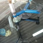 ガラスリペア専用工具